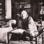夏目漱石の写真