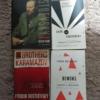 4冊の洋書(ドストエフスキー)