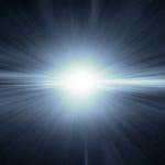 宇宙空間の光