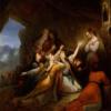 アリ・シェフェール 「戦いの中、聖母の加護を願うギリシャの乙女たち」