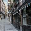 ロンドンの街路