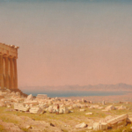 パルテノン神殿の遺跡